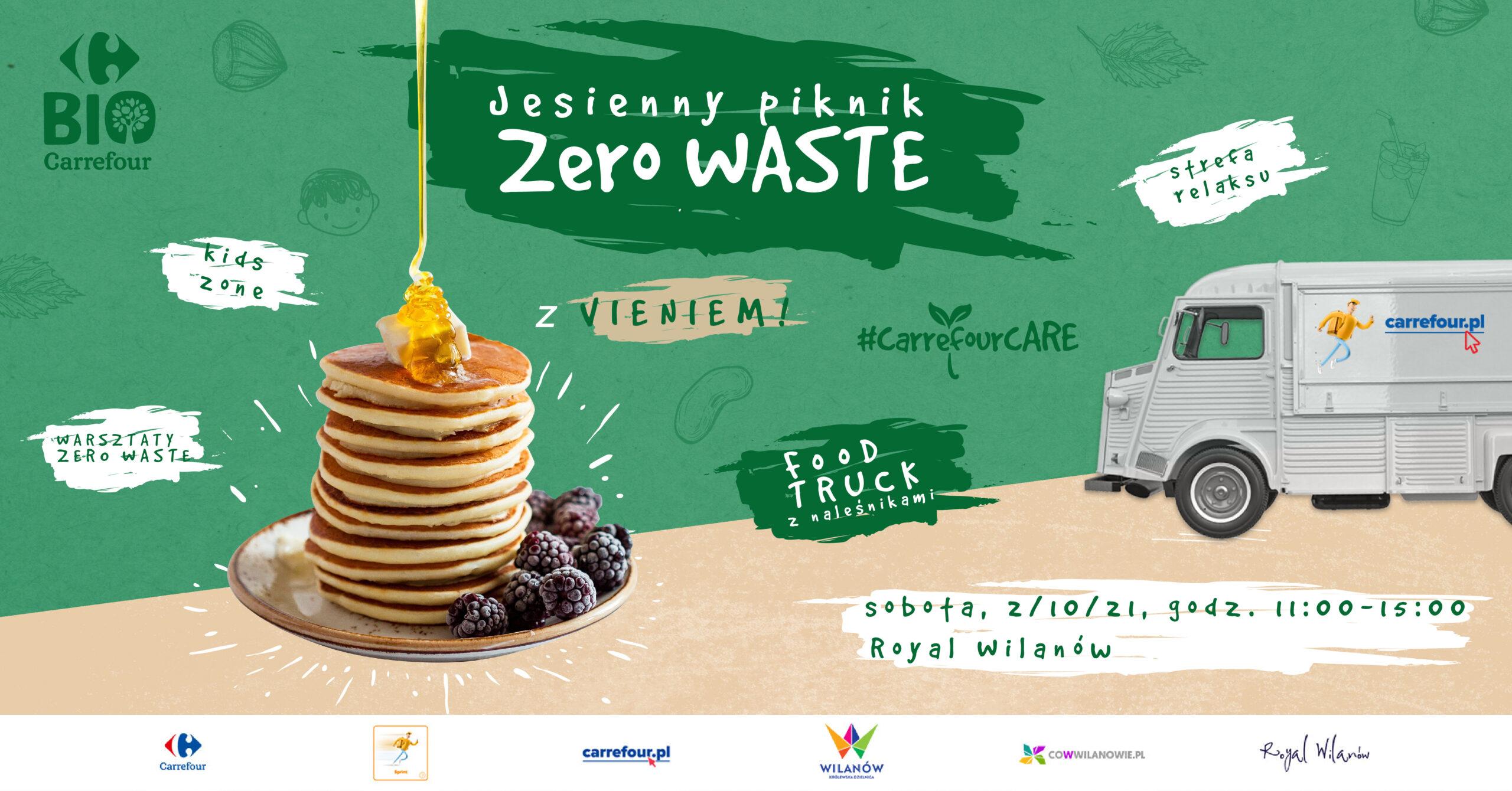 Jesienny piknik Zero Waste